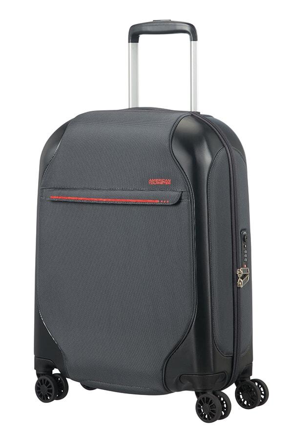 American Tourister Kabinový cestovní kufr Skyglider 57G 32 l - tmavě šedá