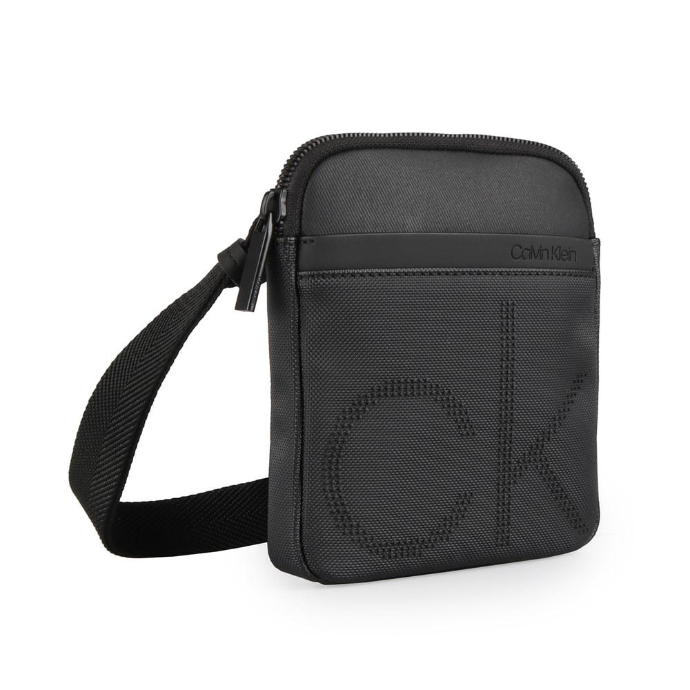 bfa3ec224d Calvin Klein Pánský messenger CK Point Mini K50K503875 - černá