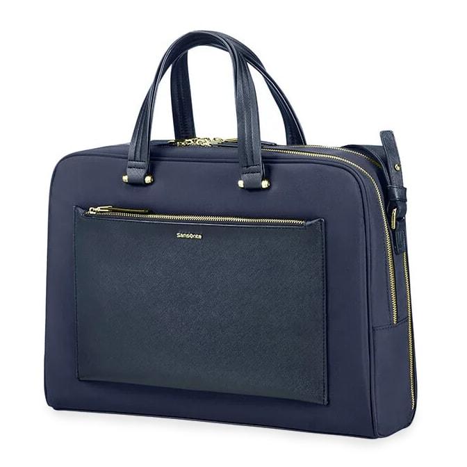 """Samsonite Dámská taška na notebook Zalia 85D-005 15.6"""" - tmavě modrá"""