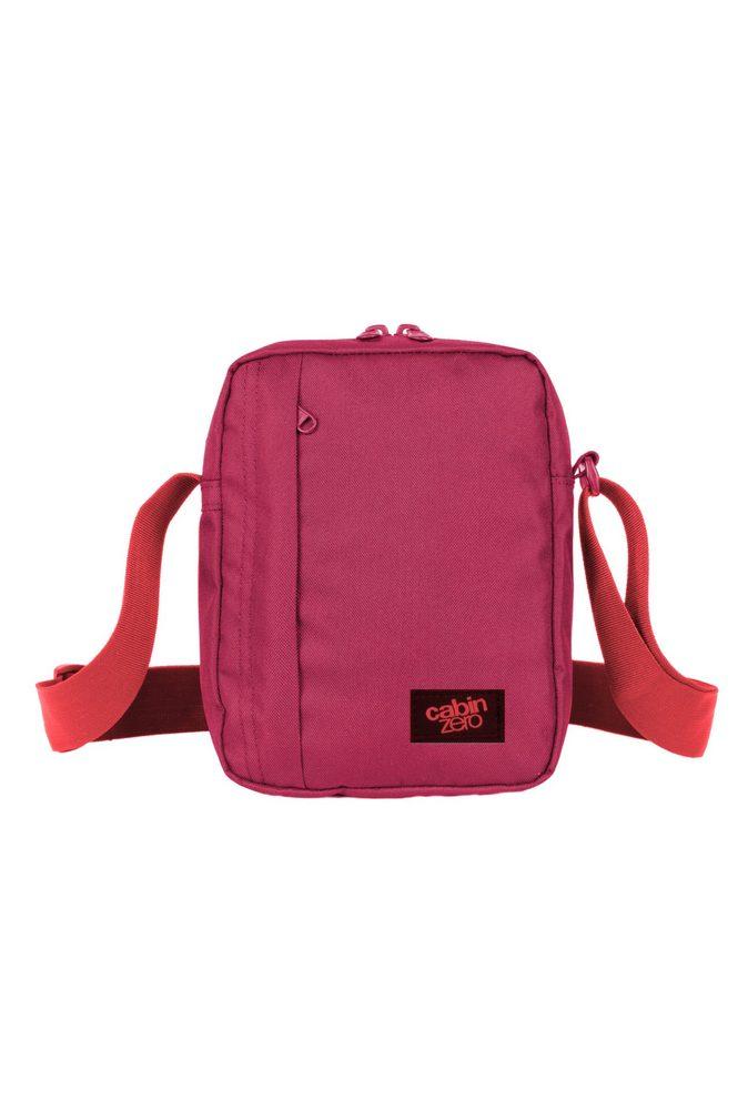 CabinZero Dámská crossbody taška Sidekick Jaipur Pink 3 l