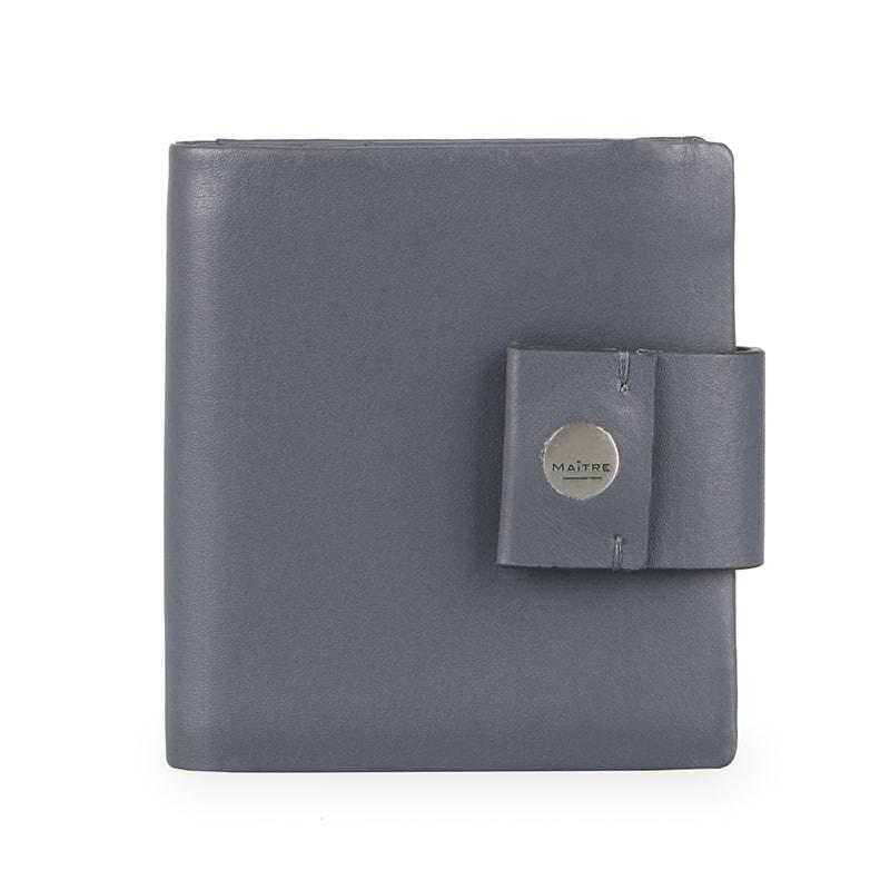 Maitre Malá dámská kožená peněženka Henau Dalene 1398 - modrá
