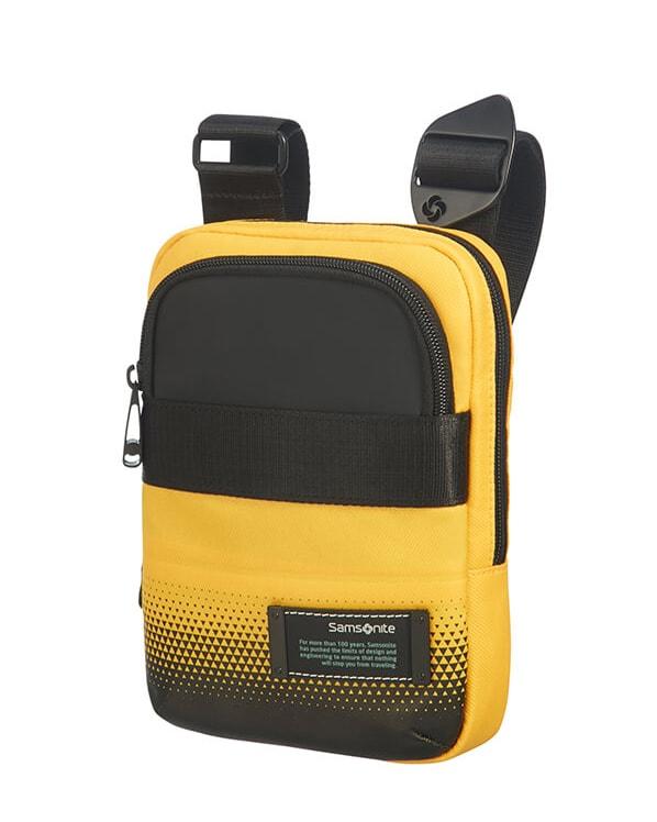 """Samsonite Pánský messenger Cityvibe 2.0 CM7 8"""" - žlutá"""