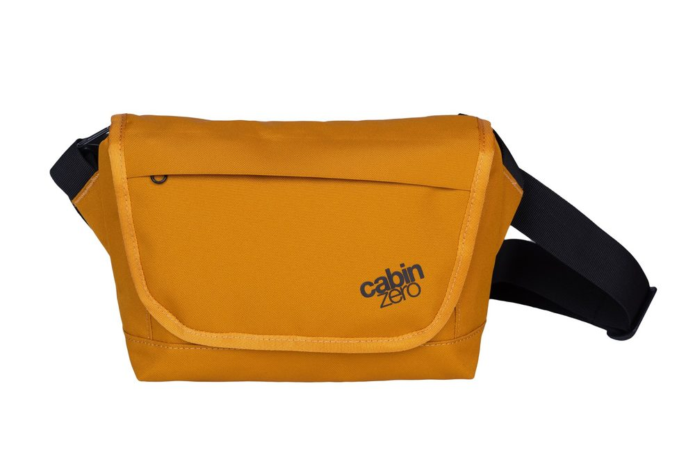 CabinZero Taška přes rameno Flapjack 4L Orange Chill