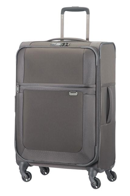 Samsonite Cestovní kufr Uplite Spinner 99D 70,5/79,5 l - šedá