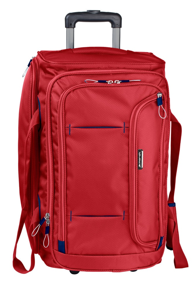 March Cestovní taška Gogobag L 102 l - červená