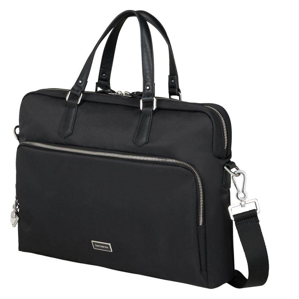Samsonite Dámská taška na notebook Karissa Biz 2.0 15,6'' - černá