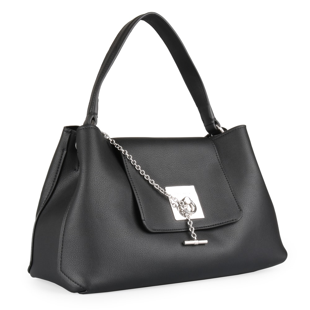 39532b85d8 Calvin Klein Dámská kabelka přes rameno CK Lock K60K605062 - černá