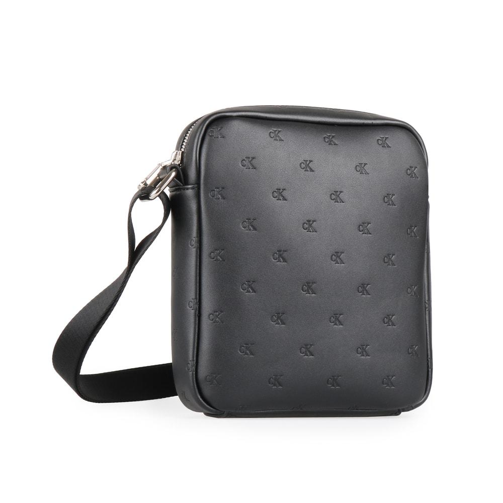 Calvin Klein Pánská taška přes rameno Smooth Essentials Mono Micro K50K504928 - černá
