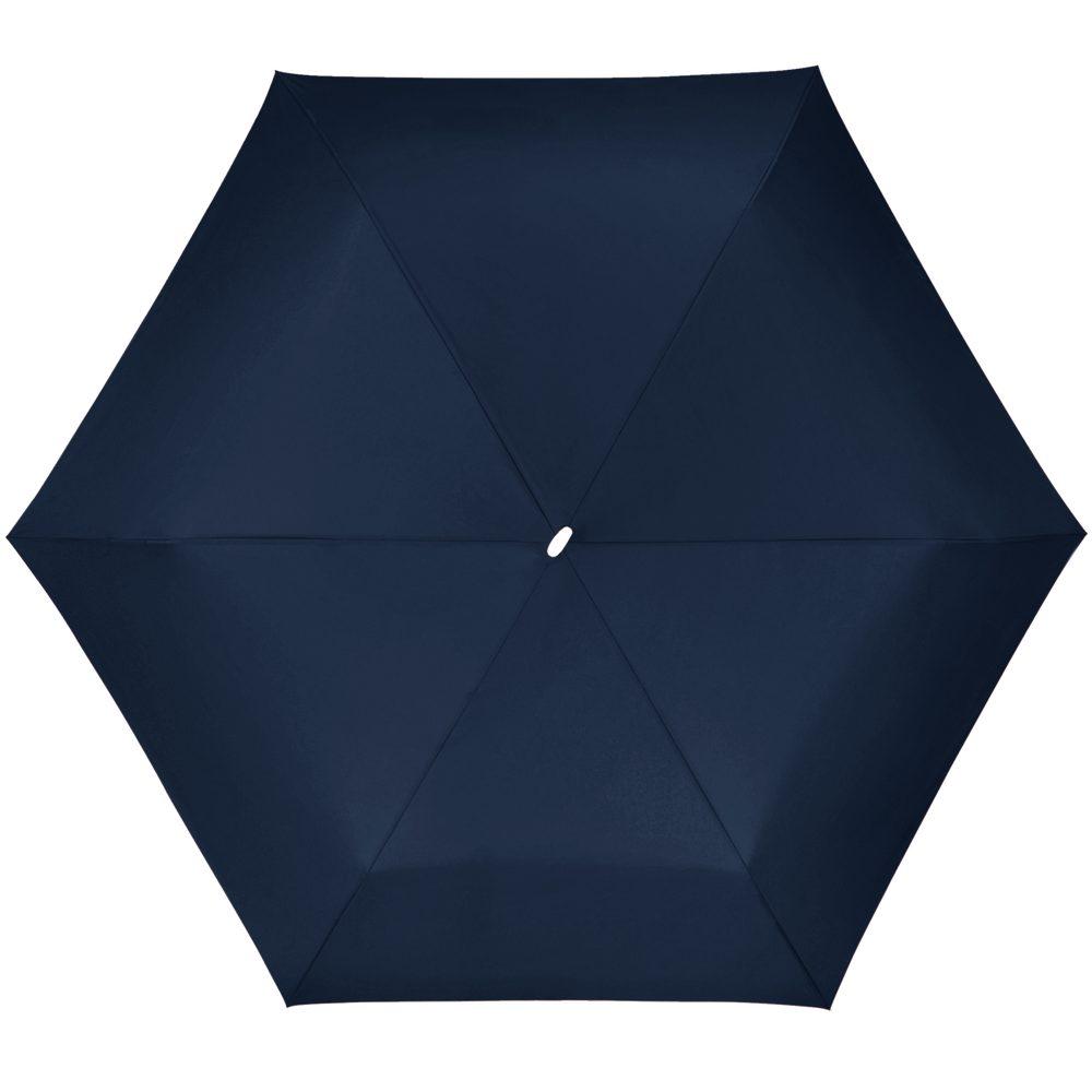 Samsonite Skládací deštník Rain Pro Manual Flat - tmavě modrá