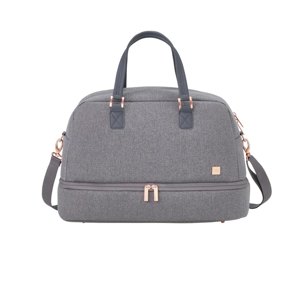 Titan Dámská cestovní taška Barbara Weekender Grey 39 l