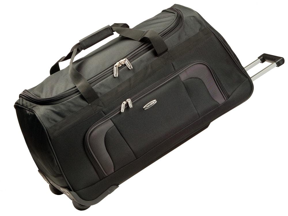 Travelite Cestovní taška Orlando Travel Bag 2w Black 73 l