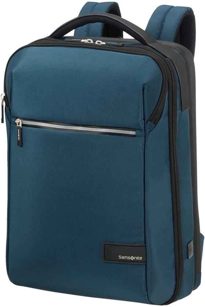 Samsonite Batoh na notebook 17,3'' Litepoint EXP 25/31 l - modrá