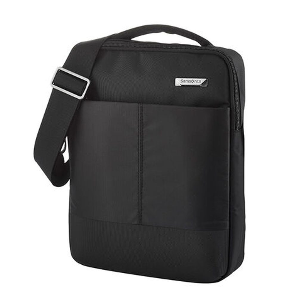 Samsonite Pánská taška přes rameno Hip-Tech 2 Tablet Crossover L 10,5'' - černá