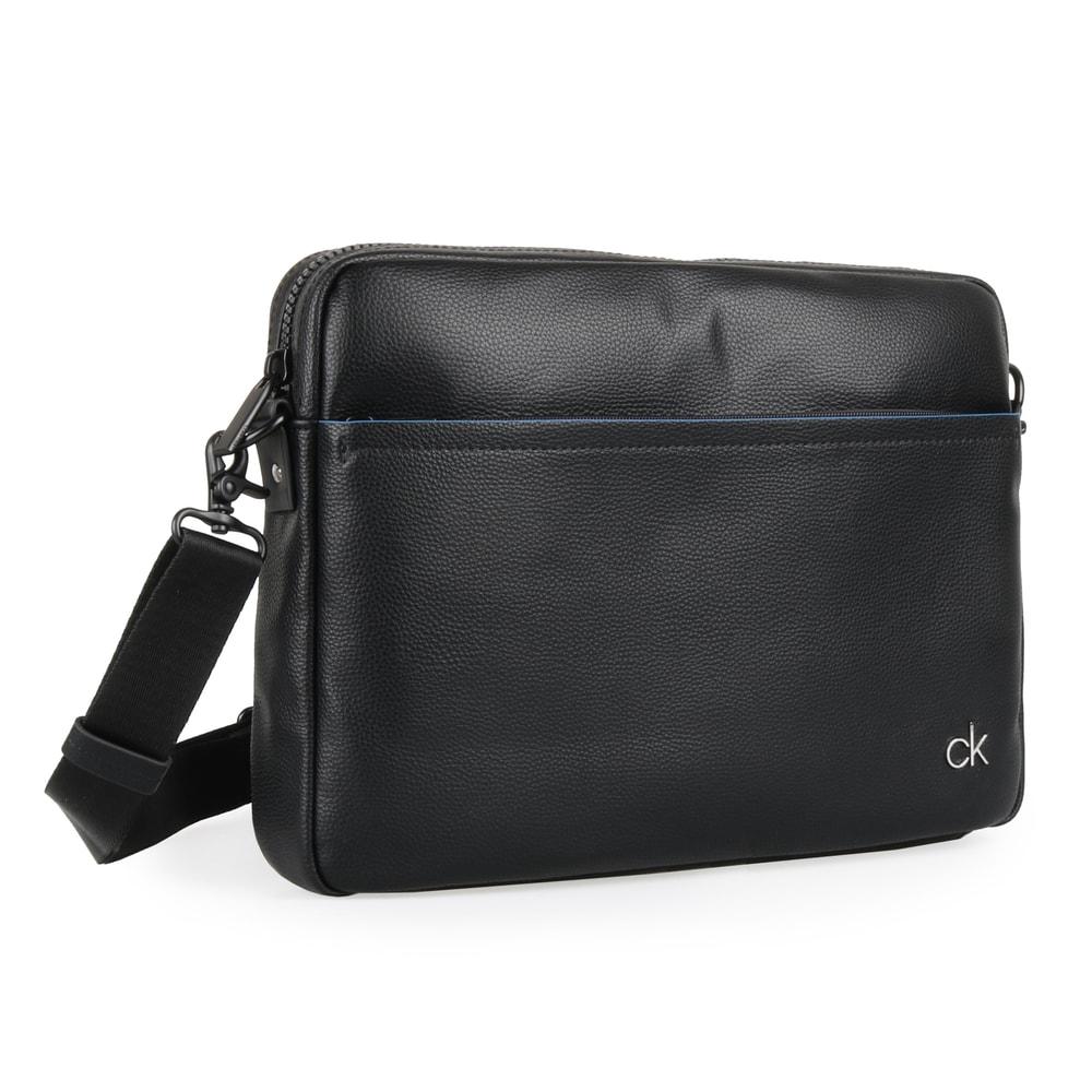 Calvin Klein Pánská taška na notebook 13'' CK Direct K50K504818 - černá