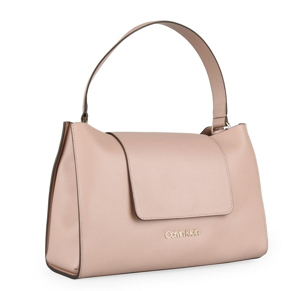 Calvin Klein Dámská kabelka přes rameno Enfold K60K605625 - běžová