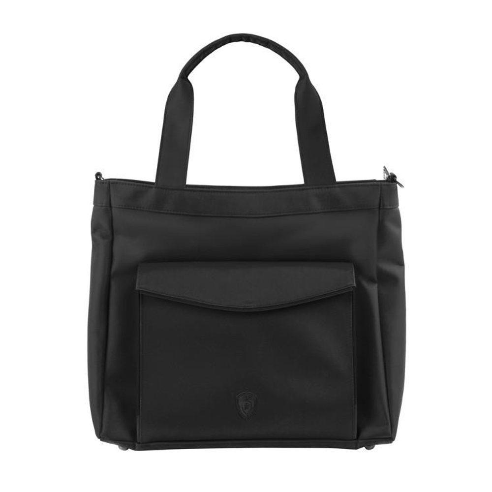 Heys Dámská kabelka na notebook 13'' HiLite RFID Black