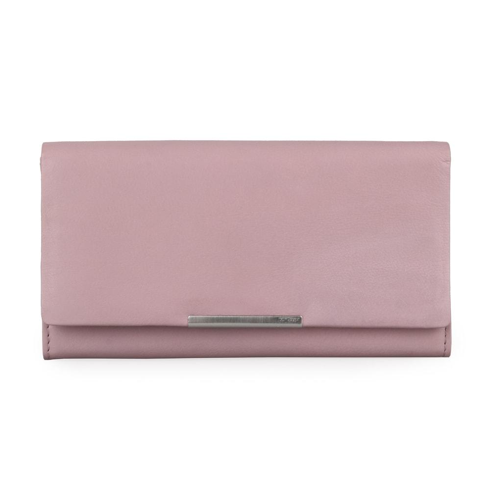 Maitre Dámská kožená peněženka Belg 4060001414 - starorůžová