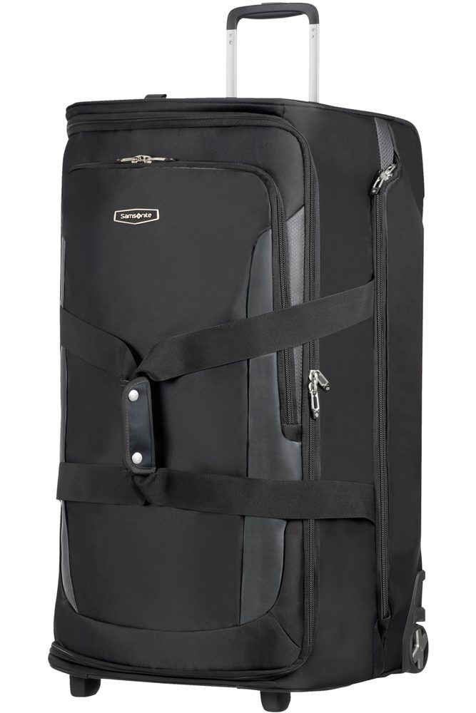 Samsonite Cestovní taška na kolečkách X'Blade 4.0 163 l - černá