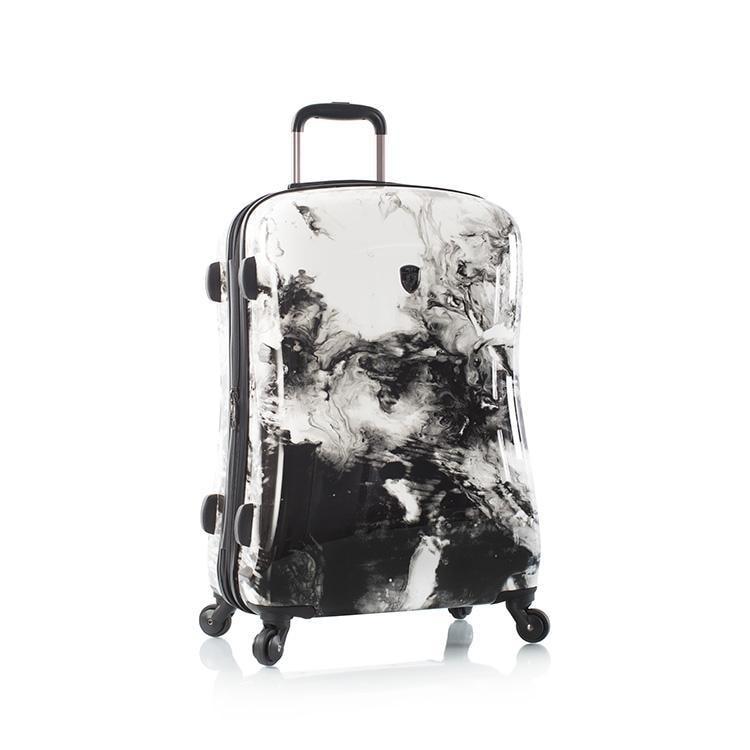 Levně Heys Cestovní kufr Marble Swirl M 85 l