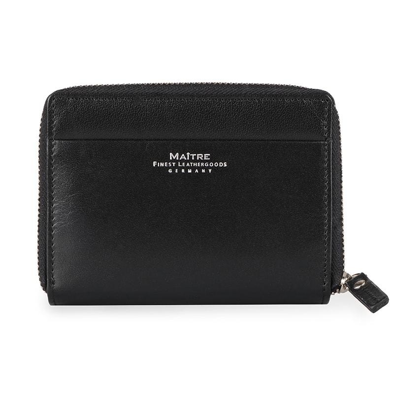 Maitre Dámská kožená peněženka Schwollen Diethilde 4060001385 - černá