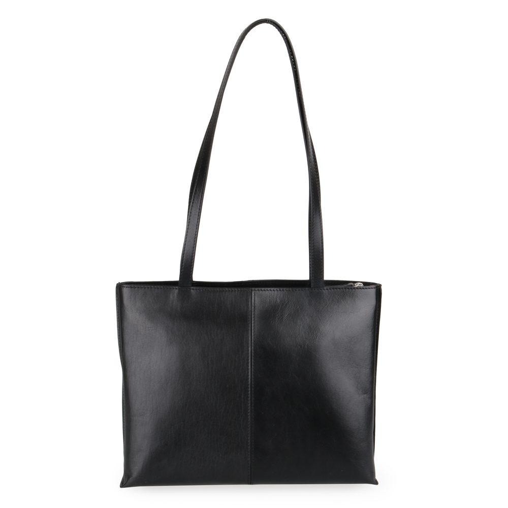 Elega Dámská kožená kabelka přes rameno Melanie 67901