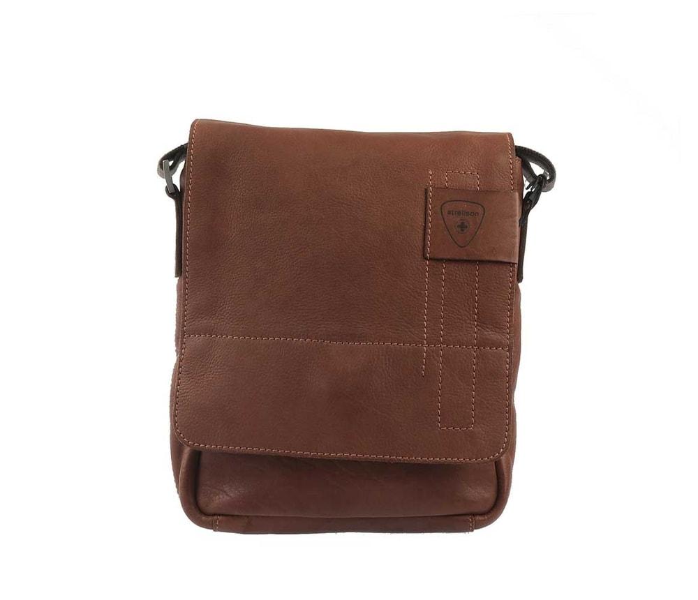 Strellson Pánská taška přes rameno Upminster 4010001926 - hnědá