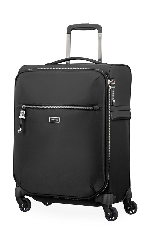 Samsonite Kabinový cestovní kufr Karissa Biz Spinner 60N 42 l - černá
