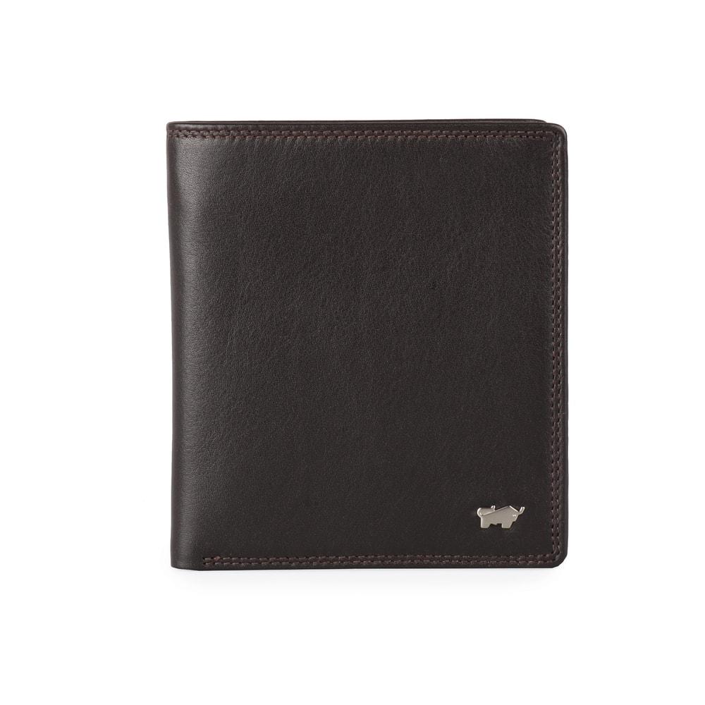 Braun Büffel Pánská kožená peněženka Golf 2.0 90441-051 - hnědá