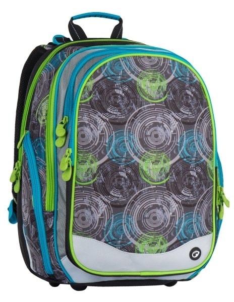Bagmaster Školní batoh ELEMENT 7 B 22 l