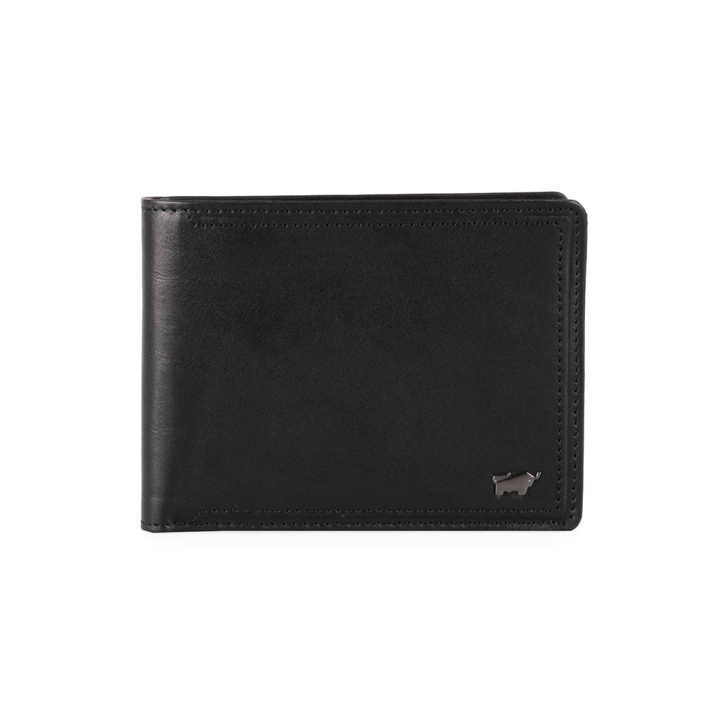 Braun Büffel Pánská kožená peněženka Venice 19434-692 - černá