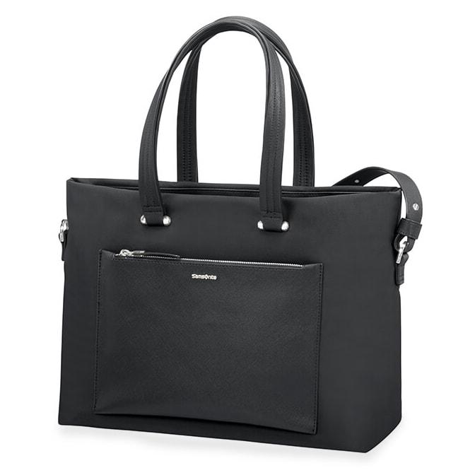"""Samsonite Dámská taška na notebook Zalia 85D-008 15.6"""" - černá"""