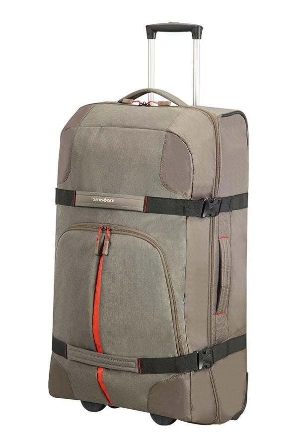 e84438fd57993 Samsonite Velká cestovní taška na kolečkách Rewind 113 l - taupe