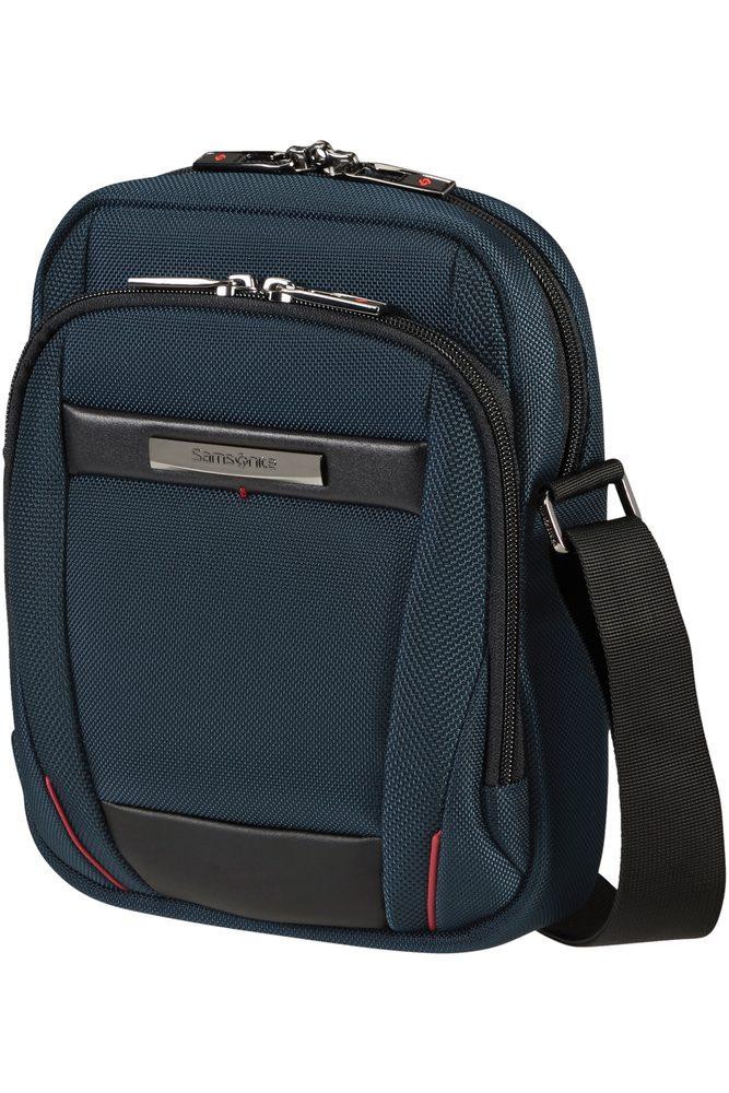 Samsonite Pánská taška přes rameno Pro-DLX 5 Tablet Crossover 7,9'' - modrá