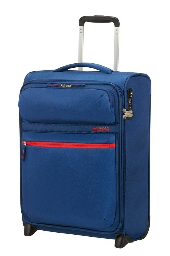 American Tourister Kabinový cestovní kufr Matchup Upright 77G 42,5 l - modrá