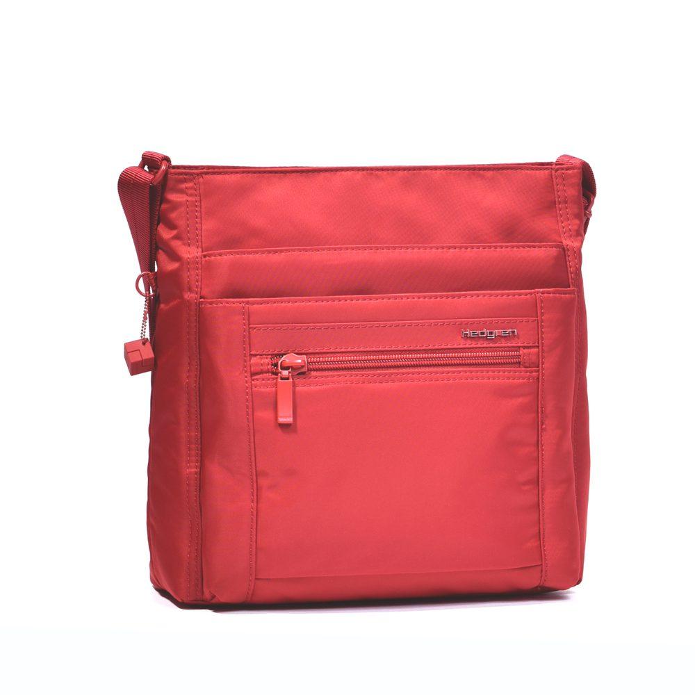Hedgren Dámská crossbody kabelka Orva RFID - červená