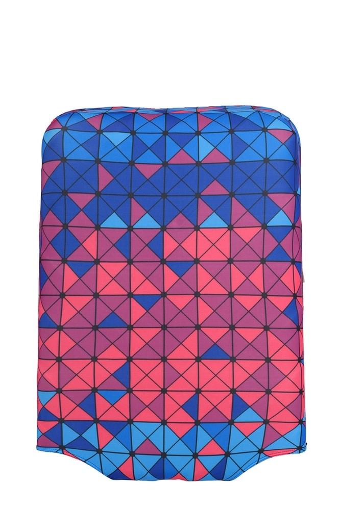 Travelite Ochranný obal na kufr Cubic 318 vel. M