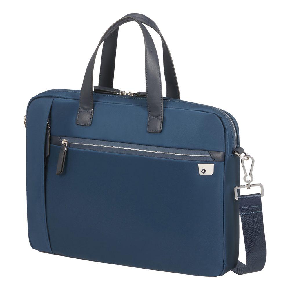 Samsonite Dámská taška na notebook Eco Wave 15,6'' - MIDNIGHT BLUE