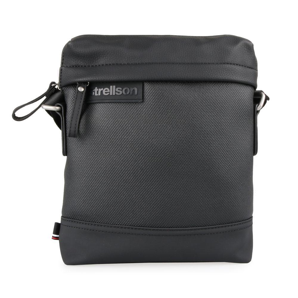 Strellson Pánská taška přes rameno Royal Oak 4010002668 - černá