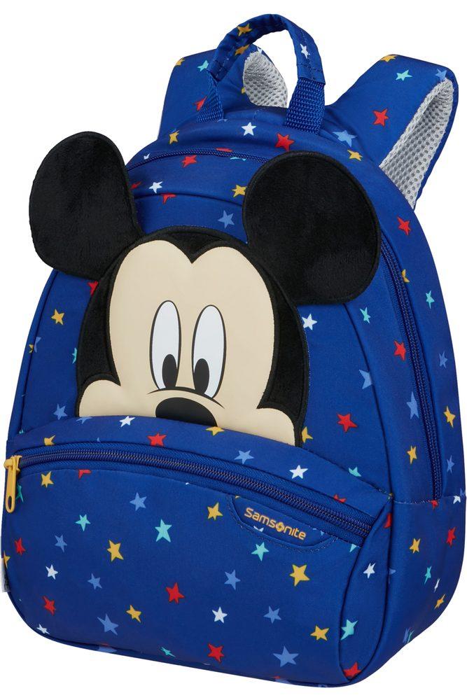 Samsonite Dětský batoh Disney Ultimate 2.0 S Mickey Stars 5 l - tmavě modrá