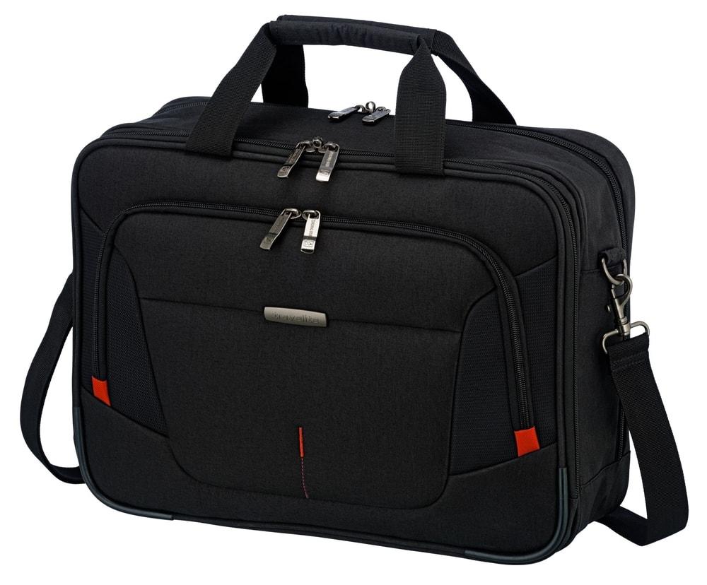 Travelite Taška na notebook @Work Business bag černá
