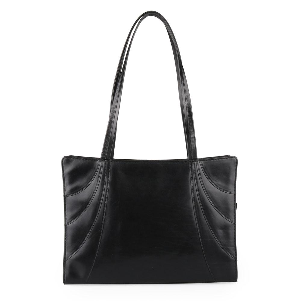 Hajn Dámská kožená kabelka přes rameno 118801