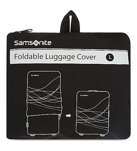 Samsonite Ochranný obal na kufr U23-212 vel. L černá