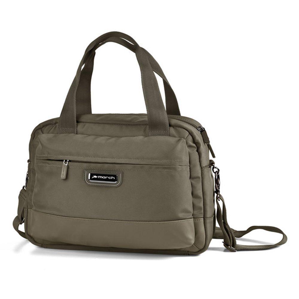 March Palubní taška přes rameno Stow A'way 15 l - khaki