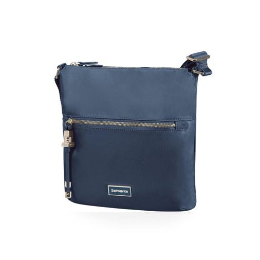 Samsonite Dámská kabelka přes rameno Karissa Crossover 34N - tmavě modrá