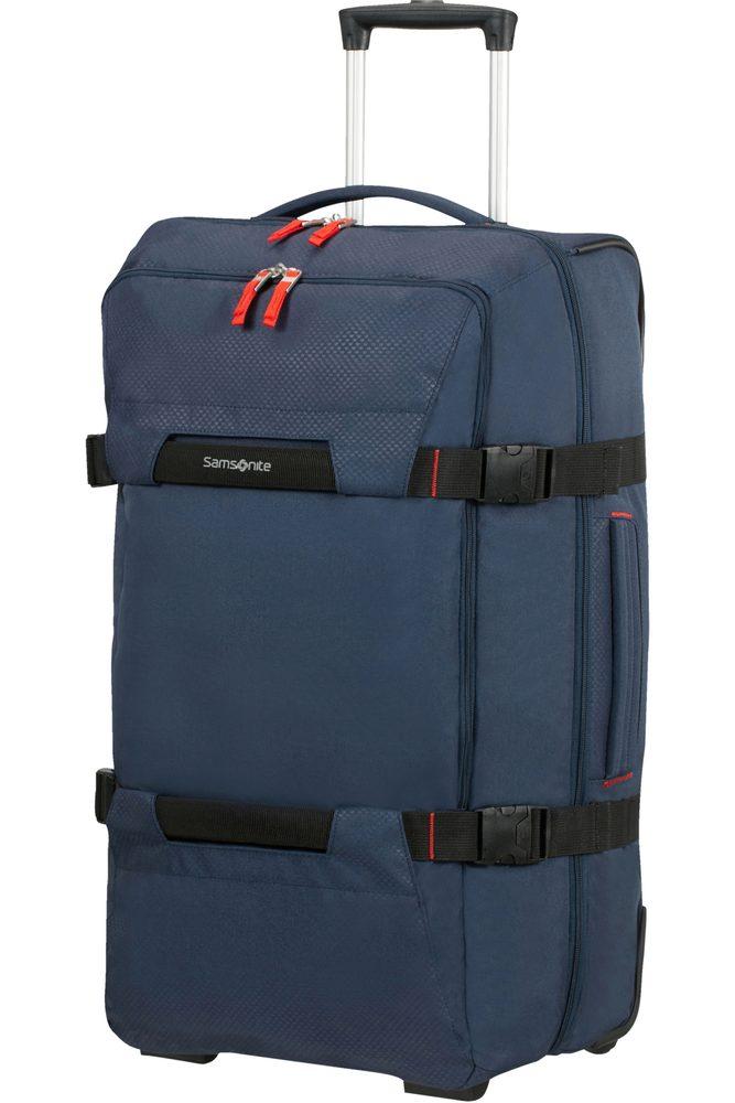 Samsonite Cestovní taška na kolečkách Sonora 72,5 l - modrá