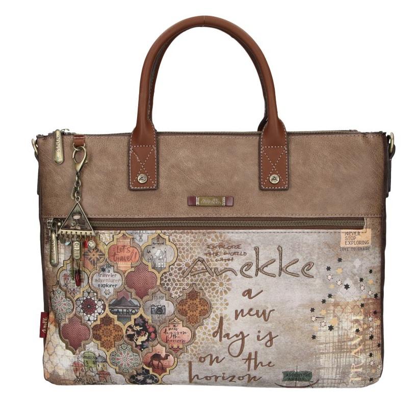 Anekke Dámská taška na notebook 14'' Arabescos Egypt 29894-04