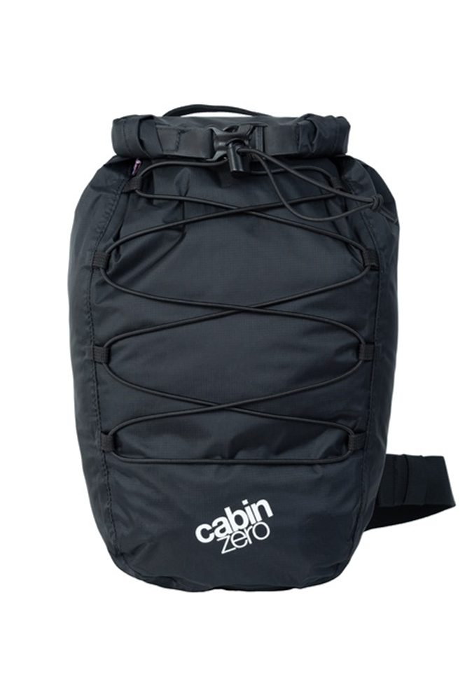 CabinZero Sportovní batoh Adventure Dry Absolute Black 11 l