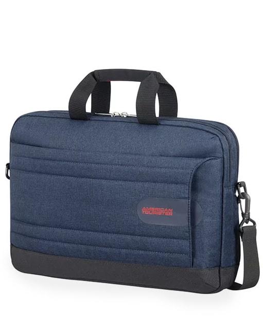 """American Tourister Taška na notebook 15,6"""" Sonicsurfer 46G-005 - modrá"""