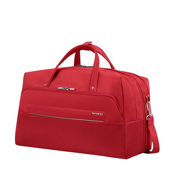 Samsonite Cestovní taška B-Lite Icon Duffle CH5 36,5 l - červená