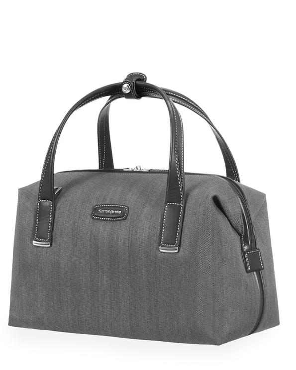 Samsonite Kosmetický kufřík Lite DLX 64D 13 l - tmavě šedá